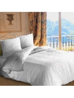 КПБ 1.5-спальный бязь отбеленная (плотность 100г/М2)
