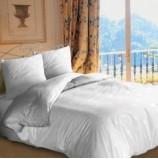 КПБ 1.5-спальный бязь отбеленная (плотность 142г/М2)