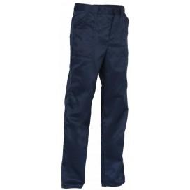 Костюм Труженик (брюки), т.синий/васильковый