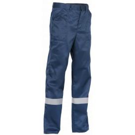 Костюм Труженик СОП (брюки), т.синий/васильковый