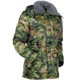 Куртка зимняя Охранник КМФ, НАТО