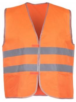 Жилет Неон тип_1, оранжевый