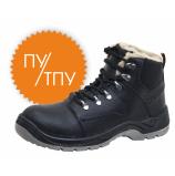 Ботинки ГРАНИТ-Норд (натуральная шерсть) ПУ/ТПУ