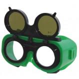 Очки газосварщика закрытые ЗНД2-Г Адмирал (откидной светофильтр),  23231