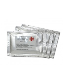 Индивид. противохимич. пакет ИПП-11