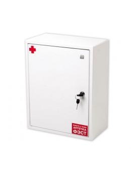 Аптечка ФЭСТ производственная (металлический шкаф 250х310х100)