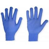 Перчатки нейлоновые с ПВХ ТОЧКА