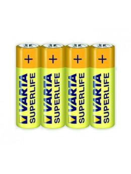 Батарейка VARTA SUPERLIFE AA пленка 4