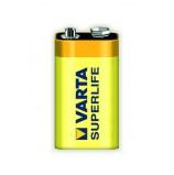 Батарейка VARTA SUPERLIFE 9V пленка 1