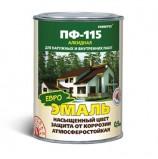 Оливковый ПФ-115 эмаль алк. (5,0 кг) FARBITEX(н)