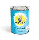 Грунт-эмаль по ржавчине 3в1 0,8 кг МИХАЛЫЧ в ассортименте