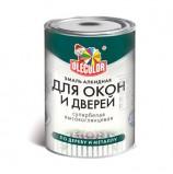 Эмаль для окон и дверей белый (0.9 кг) OLECOLOR