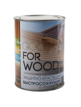 Состав защитно-красящий для древесины  быстросохнущий Бесцветный (0.8 л) FARBITEX ПРОФИ GOOD FOR WOOD