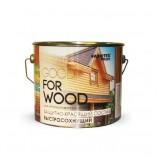 Состав защитно-красящий для древесины  быстросохнущий Бесцветный (2.7 л) FARBITEX ПРОФИ GOOD FOR WOOD