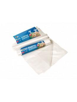 Пакеты для замораживания повышенной прочности 25*32см, 18 мкм, PATERRA(109-171)