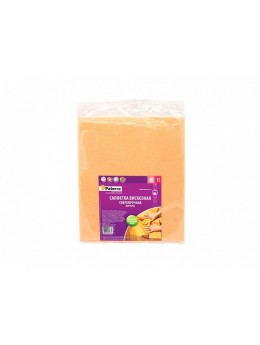 Салфетка вискозная СВЕРХПРОЧНАЯ для пола PATERRA, 1 шт. в упаковке, 50*60 см (406-019)