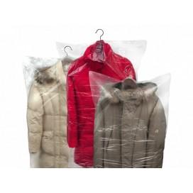 Чехлы для одежды полиэтиленовые, PATERRA, 3 шт. в упаковке, 65*100 см (402-377)