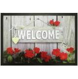 "Коврик интерьерный ""Welcome"" 40х60 см, SUNSTEP™(37-716)"