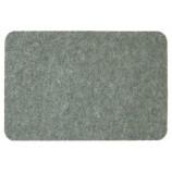 """Коврик придверный """"Soft"""" 40х60 см, серый, SUNSTEP™(35-011)"""