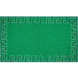 "Коврик ""Spongy"" Меандр 50х80 см, зеленый, SUNSTEP™(38-315)"