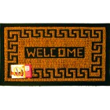 "Коврик кокосовый 40х60 см ""Welcome"", SUNSTEP™(32-085)"