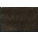 """Коврик влаговпитывающий  """"Ребристый"""" 40x60 см, коричневый, SUNSTEP™(35-032)"""
