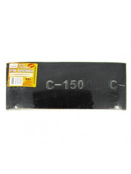Сетка абразивная N220/10шт 115*280мм, карбид кремния П062-220 ПЕТРОВИЧ
