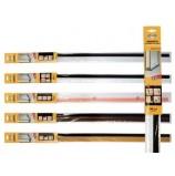 Защита на дверную щель, самоклеящаяся, светло-коричневая, 90см, AVIORA (306-007) (н)