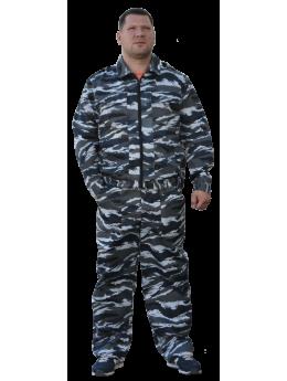 "Костюм ""ОХРАННИК"" серый камыш"