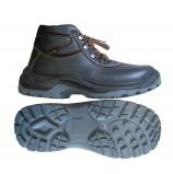 Ботинки юфть ПУ-ПУ с ПП